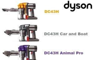 aspirateur à main dyson dc43h