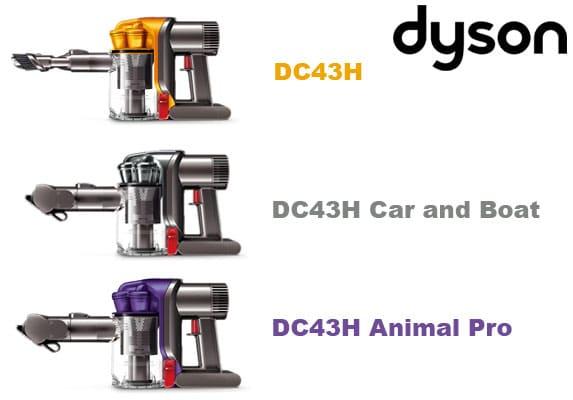 Comparatif aspirateur à main dyson dc43h 2020 • Avis Test