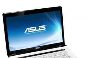 Ordinateur portable asus blanc