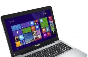 Ordinateur portable asus i5 15.6