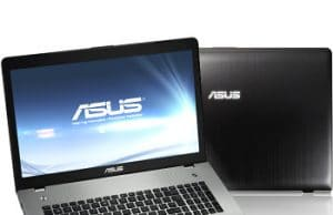 Ordinateur portable asus i7