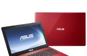 Ordinateur portable asus rouge
