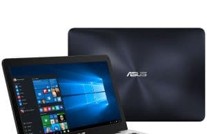 Ordinateur portable asus ssd