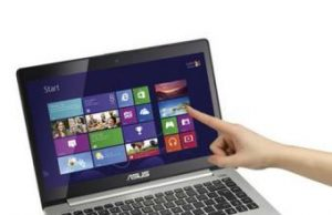 Ordinateur portable asus tactile
