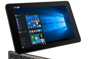 Ordinateur portable asus transformer book