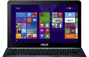 Ordinateur portable asus x205ta