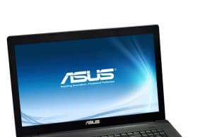 Ordinateur portable asus x75v