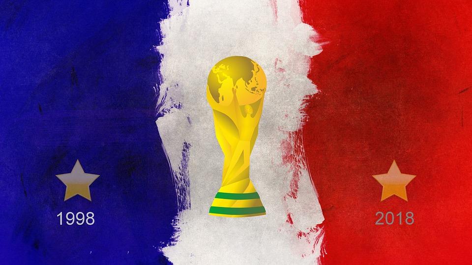 Nouveau maillot équipe de France 2018 2 étoiles